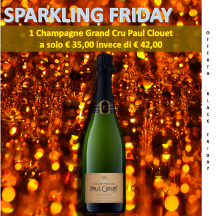 BLACK-FRIDAY Champagne...