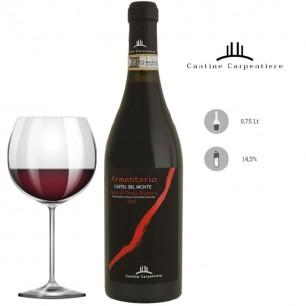 Vino rosso Nero di Troia