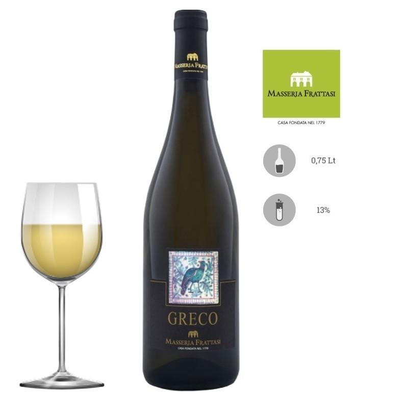 Vino bianco Greco