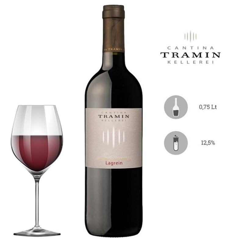 Vino rosso Lagrein