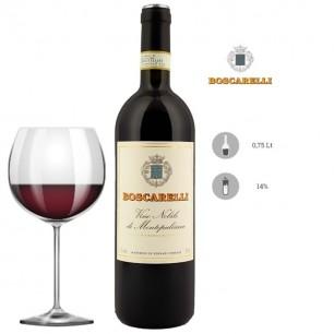 Vino rosso Nobile di Montepulciano