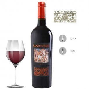 Vino rosso Sangiovese
