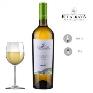 Catarratto Sicilia DOC 2018 Imenè - Ricalkata
