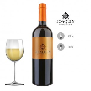 Fiano Campania IGT JQN 203 Piante a Lapio 2012 - Joaquin