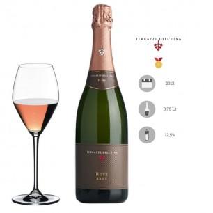 Metodo Classico Rosè Brut 50 Mesi 2012 - Terrazze dell'Etna