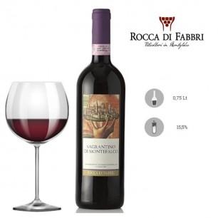 Montefalco Sagrantino DOCG 2015 - Rocca di Fabbri
