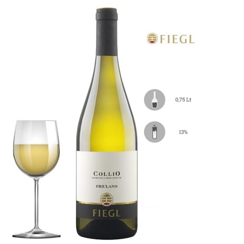 Vino bianco friulano collio