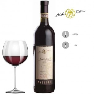 Vino rosso barolo