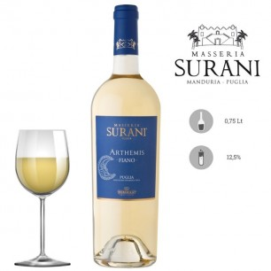Fiano Puglia IGT 2019 Arthemis - Masseria Surani