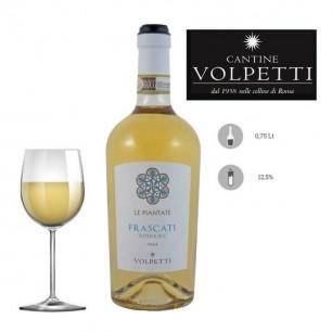 Frascati Superiore DOCG Le Piantate 2019 - Cantine Volpetti