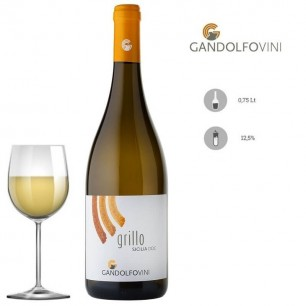 Grillo Sicilia DOC 2020 - Azienda Gandolfo Vini