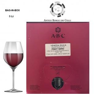 Bag-In-Box 5 Lt Pinot Nero VG IGT - Az. Ronc Soreli