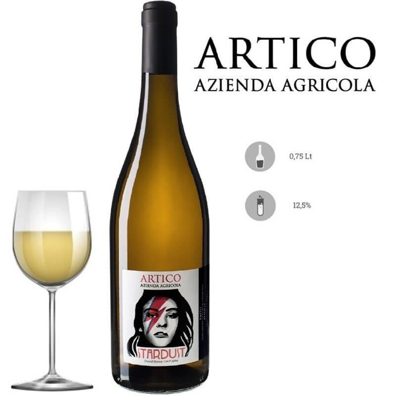 vino bianco stardust vino