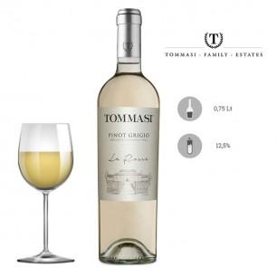 Pinot Grigio delle Venezie DOC Le Rosse 2020 - Tommasi