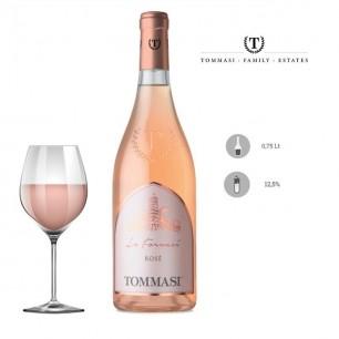 vino rosato le fornaci